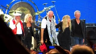 Fleetwood Mac - live at The Forum, Inglewood CA, 12/6/2014