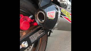 2019 honda grom toce exhaust - TH-Clip