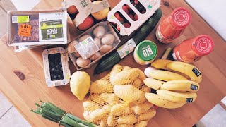 Plastikfrei und Bio bei Lidl | Zero Waste im Discounter | Food Haul ohne Unverpacktladen