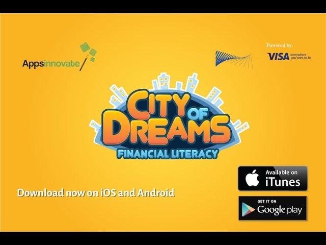 City of Dreams:: Financial Literacy
