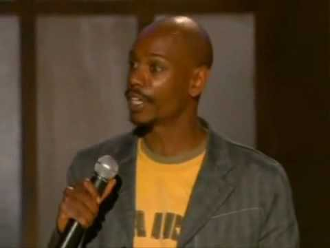 Dave Chappelle - How old is 15 really?