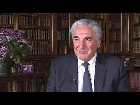 Actor Jim Carter and the real Downton Abbey, Highclere Castle, prepare for a special musical event in June. (May 28)