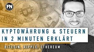 Steuern auf dem Cryptocurcystying-Handel zahlen
