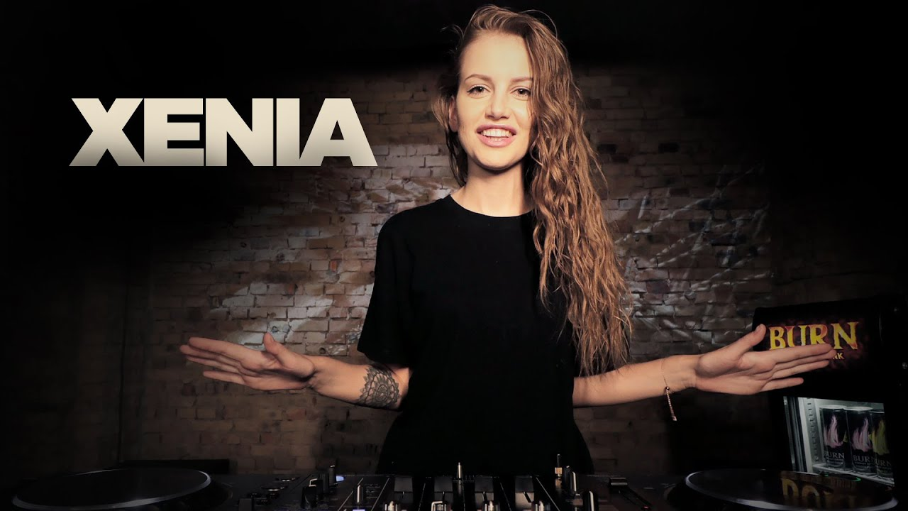 Xenia - Live @ Radio Intense Kyiv, October 2019