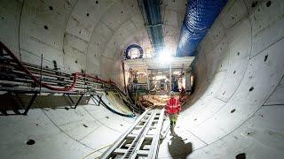 The $45 billion new railway beneath Paris