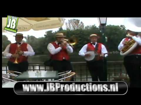 The Swinging Dixieband de video | JB Productions
