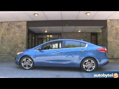 2014 Kia Forte EX Sedan Video Quick Spin