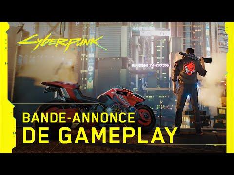 Présentation de gameplay de Cyberpunk 2077