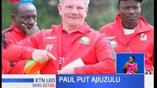 Kocha wa Harambee Stars Paul Put ajiuzulu