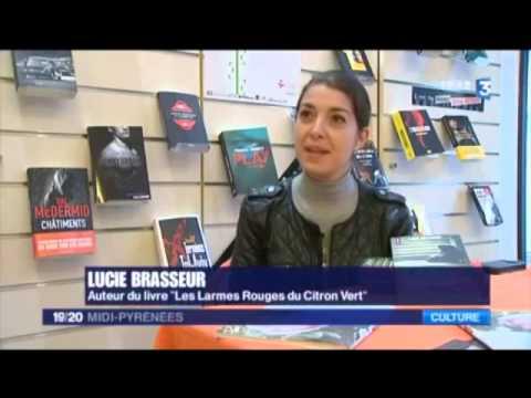 Vidéo de Lucie Brasseur