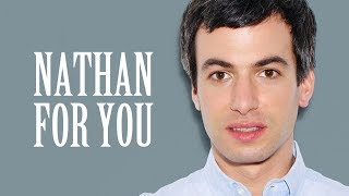 How Nathan Fielder Undresses People