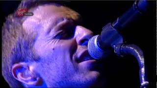 Coldplay - Shiver Live