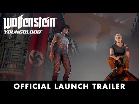 Wolfenstein: Youngblood был взломан. Новая версия Denuvo сдалась после 3 недель сопротивления