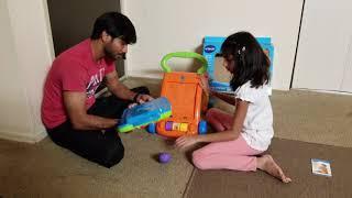 Raga Assembling The Vtech Baby Walker..(part2)