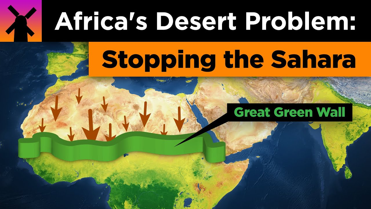 Africa's Desert Problem: How to Stop the Sahara thumbnail