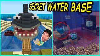 Coca Cola Secret Water Base & Biggest Duck Fight   Minecraft hindi