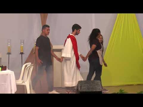 XXVII Louvor de Verão - Teatro: Eis que estou a porta e Bato!