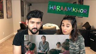 Haraamkhor Trailer Reaction  Nawazuddin Siddiqui Shweta Tripathi