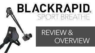 BlackRapid Sport Breathe (vs. old design)
