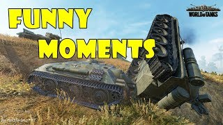 World of Tanks - Funny Moments | Week 1 February 2018