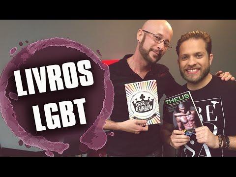 Chá dos 5 - LIVROS LGBT