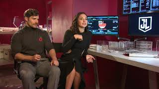 Download Youtube: Gal Gadot & Henry Cavill (JUSTICE LEAGUE)