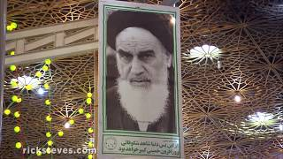 Thumbnail of the video 'Iran and the Tomb of Ayatollah Khomeini'