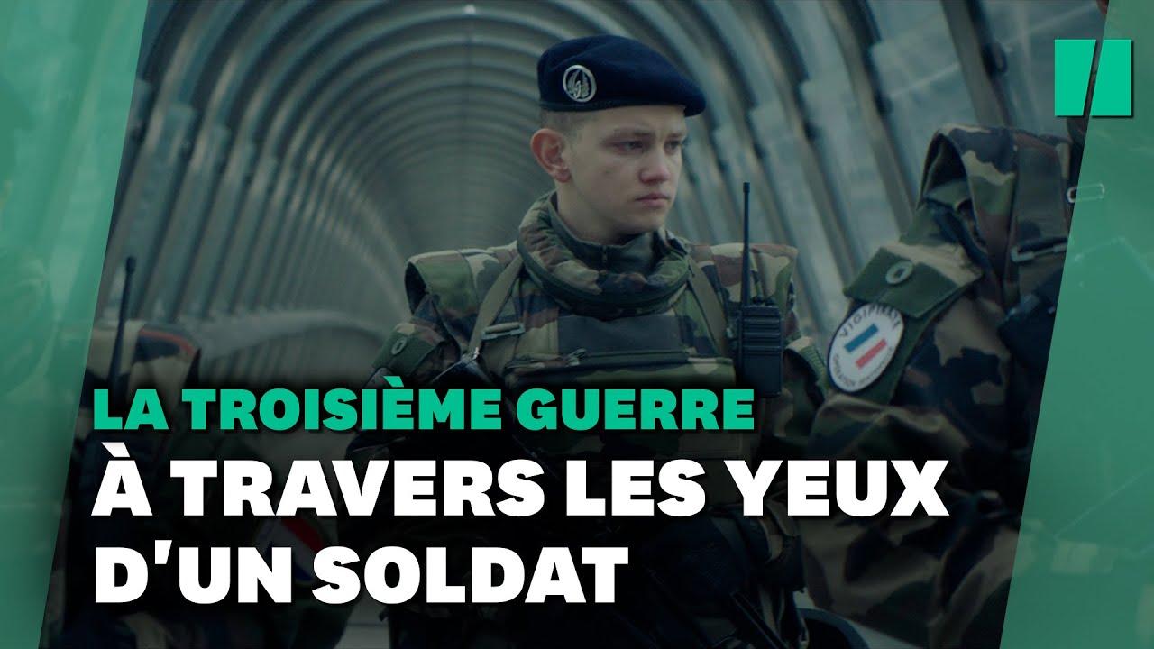 """""""La Troisième Guerre"""" regarde ces soldats de l'opération Sentinelle qu'on ne voit plus - EXTRAIT"""