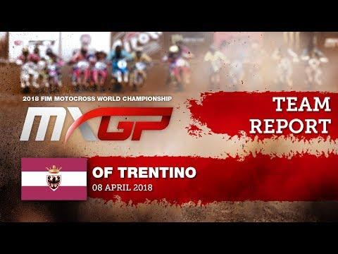 Team Report TEAM VHR KTM   MXGP of Trentino 2018 #motocross