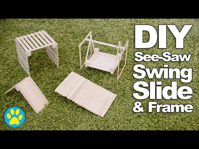 Diy-hamster-playground-diyjuly