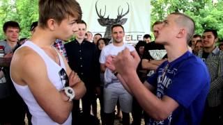 Stifak vs Ёж   1/8 ФИНАЛА   2 СЕЗОН