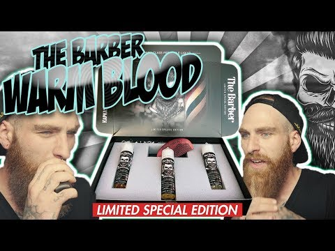 YouTube Video zu The Barber Warm Blood Shortfill Liquid 50 ml für 60 ml