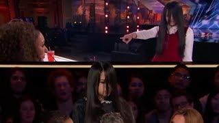 The Sacred Riana's both performances so far on America's Got Talent Season 13 (as of July 31, 2018)