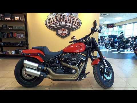 2020 Harley-Davidson HD Softail FXFBS Fatbob 114