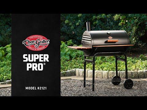 Barbacoa Super Pro Char Griller