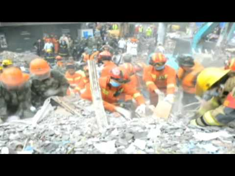 China House Collapse Kills 20