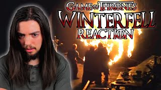 """Game of Thrones - S8: EP 1 """"Winterfell"""" 
