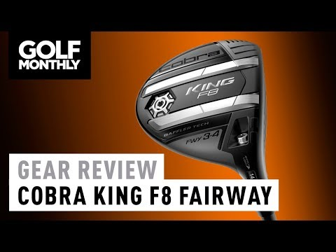 Cobra King F8 Fairway Wood | 99 Second Review | Golf Monthly