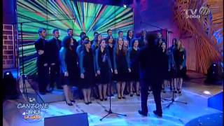 Coro Diapason  Cuccurucucù  La Canzone Di Noi