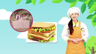 맛있는 샌드위치 만드는비법내용