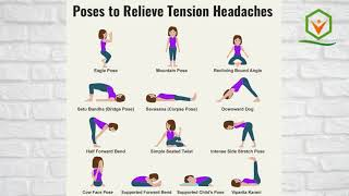 Yoga Poses For Headache
