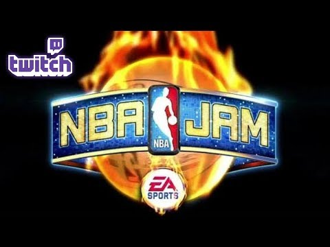 Twitch Livestream   NBA Jam: On Fire Edition [Xbox 360]