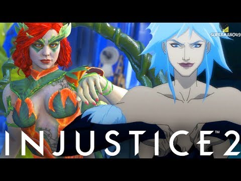 THE MOST OVERPOWERED ABILITY MAKES PEOPLE QUIT! - Injustice 2