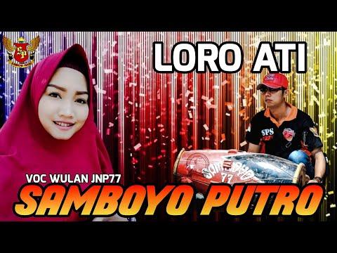 Loro Ati Voc Wulan JNP77 - Cover Jaranan Samboyo Putro 2019