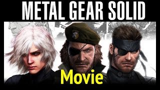 Metal Gear Solid Movie: Which Game Is It Based On?