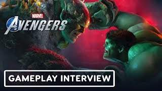 Marvel's Avengers Gameplay Interview - IGN LIVE | E3 2019