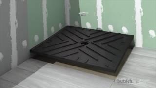 Sistema shower deck de Butech | PORCELANOSA Grupo