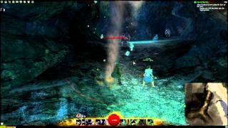 Overlook Caverns Vista Guide - Guild Wars 2
