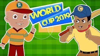 Mighty Raju - Cricket Craze in Aryanagar | World Cup 2019