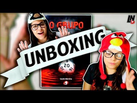 Unboxing de Suspense! O Grupo - Saulo Moreira